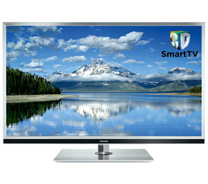 Toshiba 42YL863B 42-inch Widescreen Full HD 1080p 3D PRO-LED TV with Freeview HD Preview